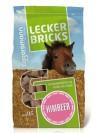 Eggersmann Smakołyki Lecker Bricks MALINOWE