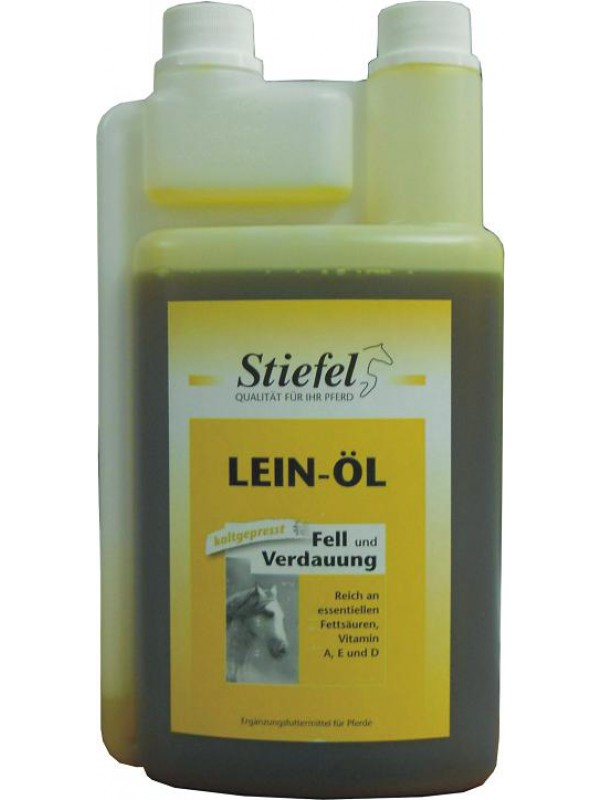 Lein-Ol Stiefel olej lniany 1000 ml