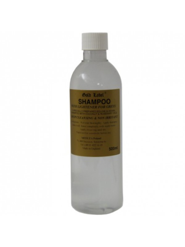 Gold Label Shampoo For Greys