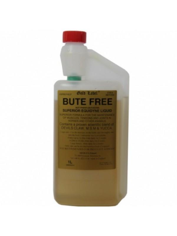 Bute Free Gold Label preparat wzmacniający stawy i mięśnie