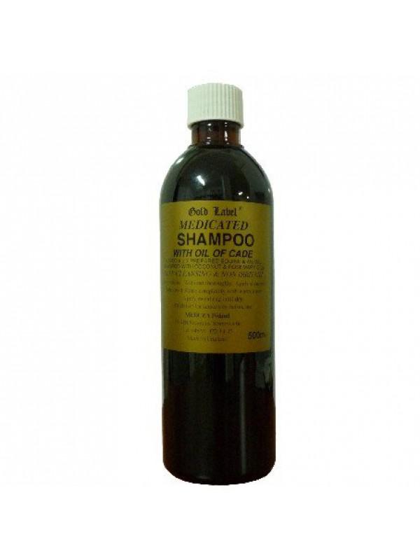Medicated Shampoo Gold Label szampon leczniczy