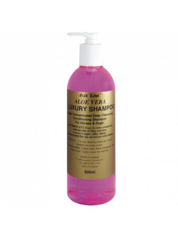Aloe Vera Luxury Shampoo Gold Label szampon 500ml