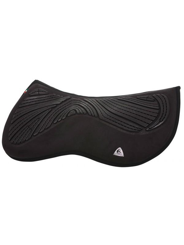 Acavallo Podkładka żelowo-piankowa pod siodło, czarna