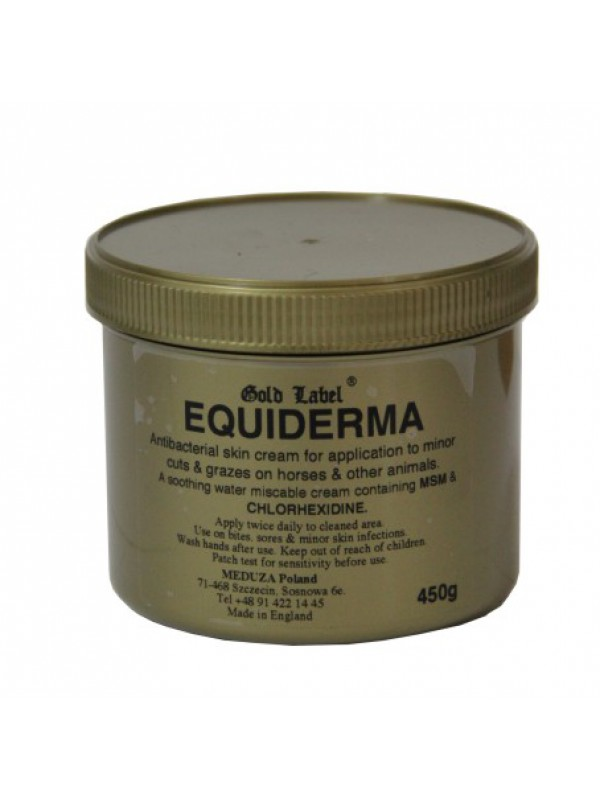 Gold Label Equiderma balsam na otarcia i rany