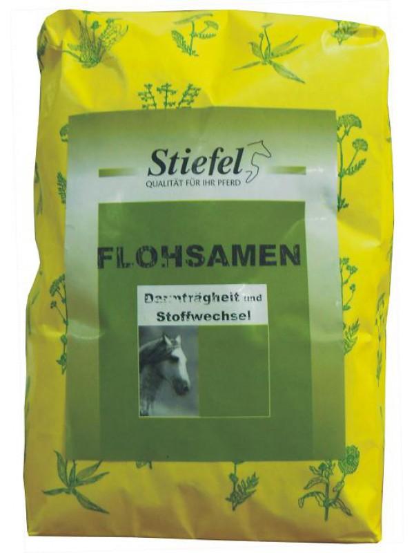Flohsamen indisch Stiefel preparat oczyszczający jelita