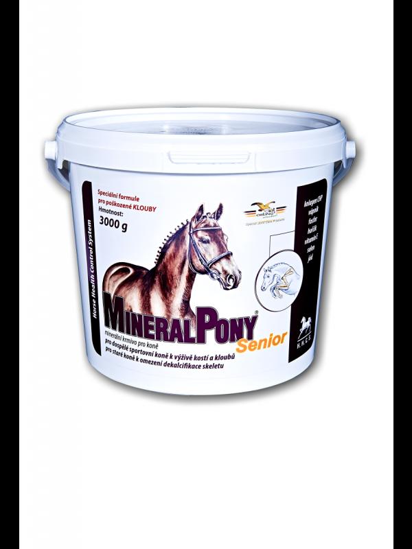 MineralPony Senior 12kg - ORLING