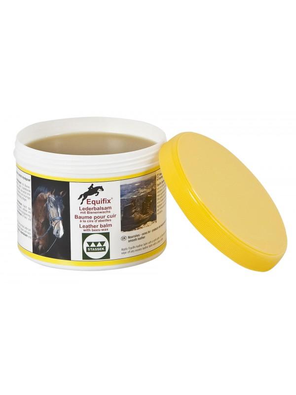 STASSEK, Balsam do skór z woskiem pszczelim EQUIFIX