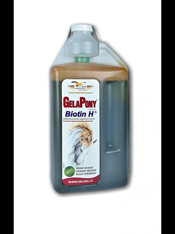 GelaPony Biotin H 3L - Orling