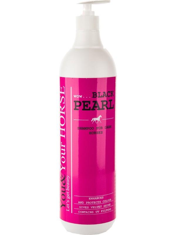 Y&YH: szampon do ciemnej sierści 1000ml
