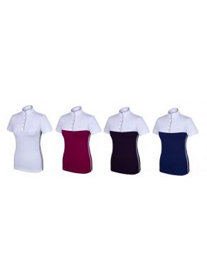 FAIR PLAY, Konkursowa koszulka damska z krótkim rękawem, OLIVIA
