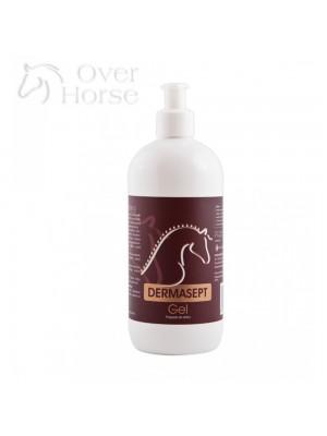 """Preparat do skóry Over Horse """"Dermasept Gel"""""""