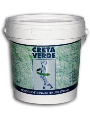 F.M ITALIA, Zielona glinka chłodząco-łagodząca, 1 kg