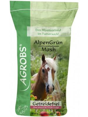 AGROBS, ALPEN GRUN MASH, 15 kg