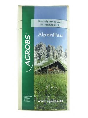 AGROBS, Siano z alpejskich łąk ALPENHEU, 12,5 kg
