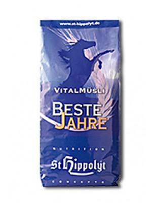 ST HIPPOLYT, Musli BESTE JAHRE, 20kg 24h