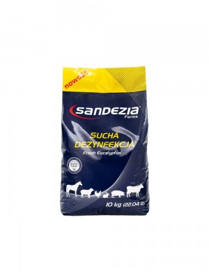 CANAGRI, Preparat do suchej dezynfekcji SANDEZIA  24h