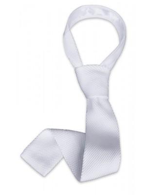 Fair Play Krawat PIK dla jeźdźca biały