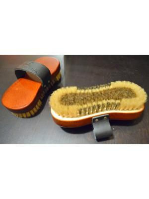 DK Szczotka naturalny włos 20,5cm 24h