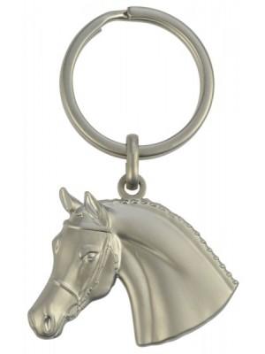 HAPPY ROSS, Breloczek głowa konia w tranzelce 3D