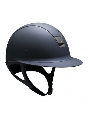 SAMSHIELD, Kask MISS SHIELD SHADOWMATT, GRANATOWY 24h