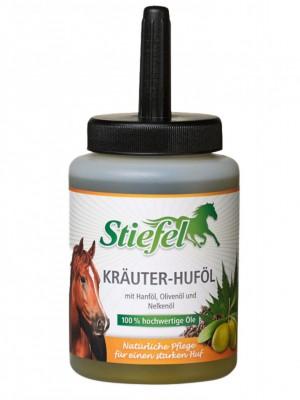 Krauter-Hufol Stiefel ziołowy olej do kopyt 450ml