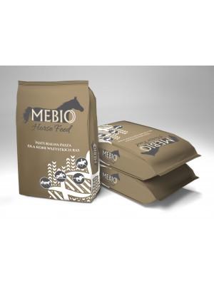 MEBIO, Pasza dla koni lekko pracujących bądź użytkowanych rekreacyjnie BASIC 20 kg 24h