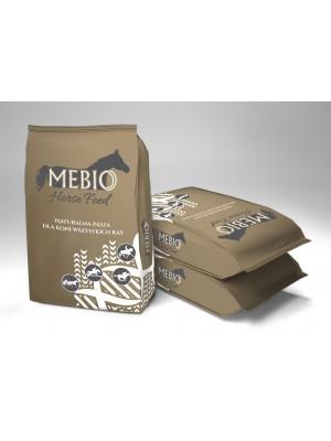 MEBIO, Pasza dla młodych koni YOUNGSTER 15kg+150g, II-etapowa formuła