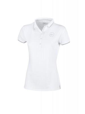 PIKEUR, Koszulka damska DASHA, WHITE