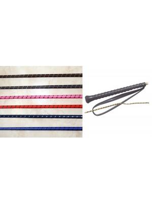 FLECK, Krótki bat ujeżdżeniowy z nicią nylonową