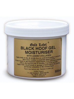 GOLD LABEL, Żel nawilżający do kopyt HOOF GEL MOISTURISER 500 ml