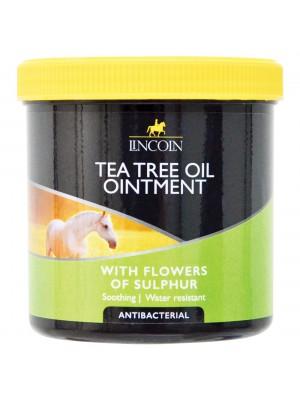 LINCOLN, Maść na otarcia dla koni TEA TREE OIL