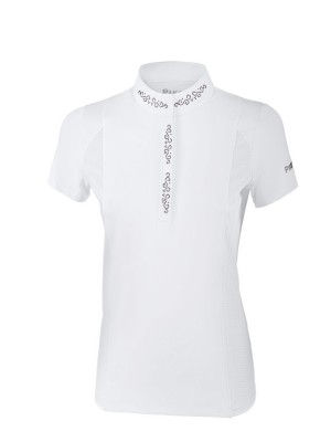 PIKEUR, Koszulka konkursowa ISIS, WHITE/SILVER