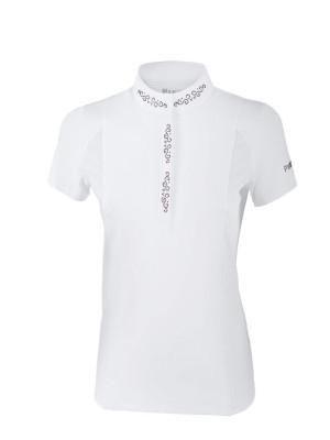 PIKEUR, Koszulka konkursowa ISIS, WHITE/SILVER 24h