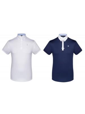 FAIR PLAY, Koszula polo konkursowa męska ALEC