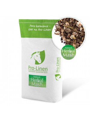 PRO-LINEN, Natural Herbal Mash 15 kg 24h