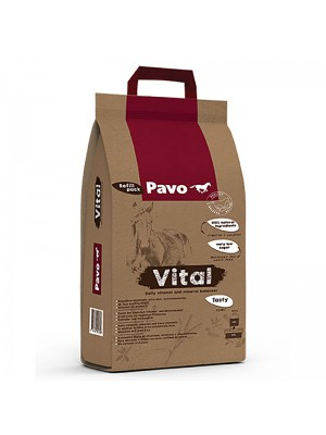 PAVO, Suplement witaminowy VITAL REFILL, 8kg 24h