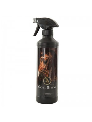BR, Spray do sierści, grzywy i ogona COAT SHINE, 500 ml