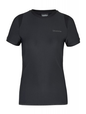 ESKADRON, T-shirt damski REFLEXX 2021, BLACK