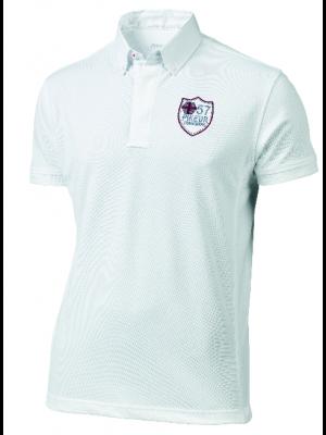 PIKEUR, Koszula konkursowa męska, WHITE