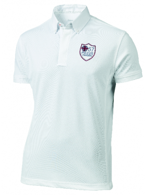 PIKEUR, Koszula konkursowa męska, WHITE 24h