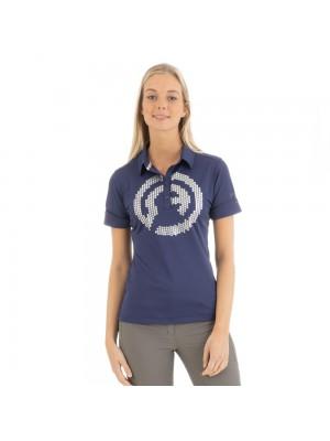 ANKY, Koszulka polo z krótkim rękawem, DARK BLUE, wiosna/lato 2020