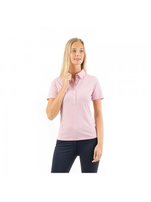 ANKY, Koszulka polo ESSENTIAL, CANDY PINK