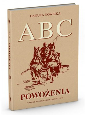 PARKUR PYZDRY, Książka ABC POWOŻENIA Danuta Nowicka