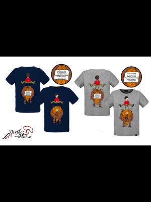 PERFECT HORSE, T-shirt dziecięcy KICK 24h
