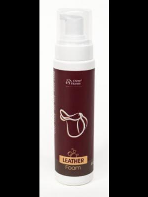 OVER HORSE, Pianka do czyszczenia skóry LEATHER FOAM, 250 ml 24h