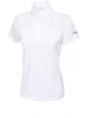 PIKEUR, Koszulka konkursowa GEESKE, WHITE