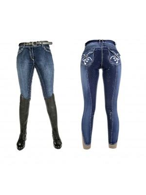 HKM, Bryczesy jeansowe PASADENA
