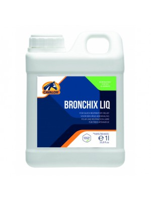 CAVALOR, Suplement na drogi oddechowe BRONCHIX LIQUID