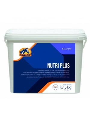CAVALOR, Suplement wspomagający dla koni w intensywnym treningu  NUTRI PLUS