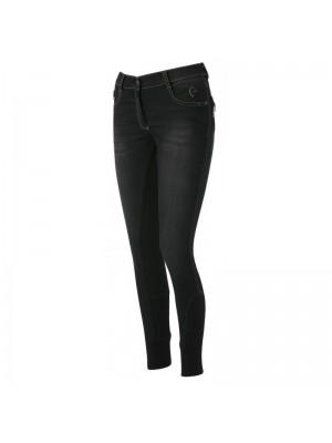 EQUITHEME, Bryczesy jeansowe TEXAS
